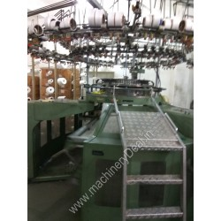 MONARCH -Single Jersey Open width knitting machinesmo
