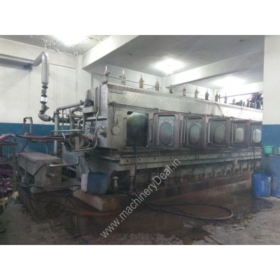 MCS Continues Rope washing / Bleaching Machine
