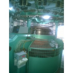 Pai Lung - Auto Striper knitting machines