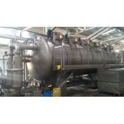 SCLAVOS Athena 1500 Kgs HT/HP Soft flow Dyeing machine