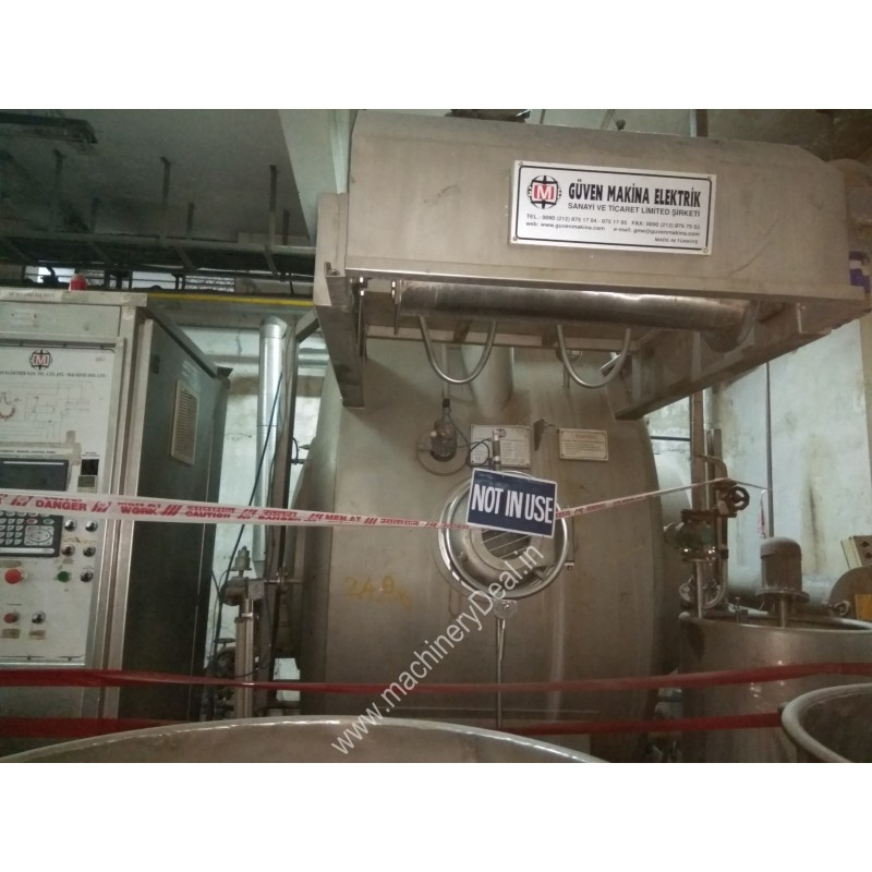 DYEING MACHINES