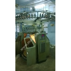 "TERROT- RIB Knitting machine 34"" Dia 18 gg"