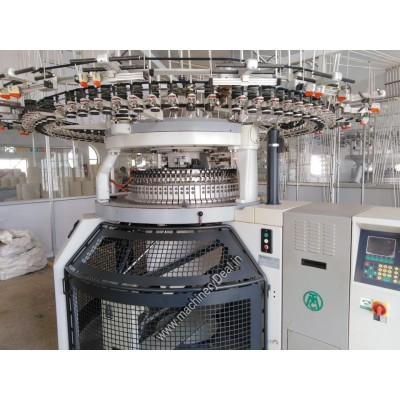 RIB - Mayer & cie Knitting machines