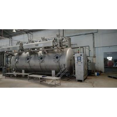 1200 kgs HT/HP Soft Flow Dyeing machine 2016